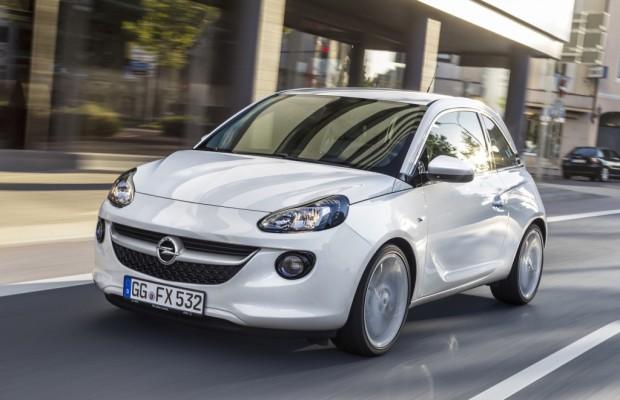 Opel Adam noch farbenfroher