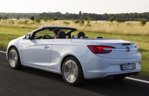 Opel Cascada : Heiße Farbe und viel Leistung
