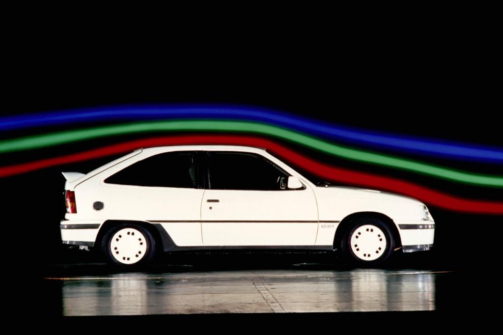 Opel Kadett E Typ GSI