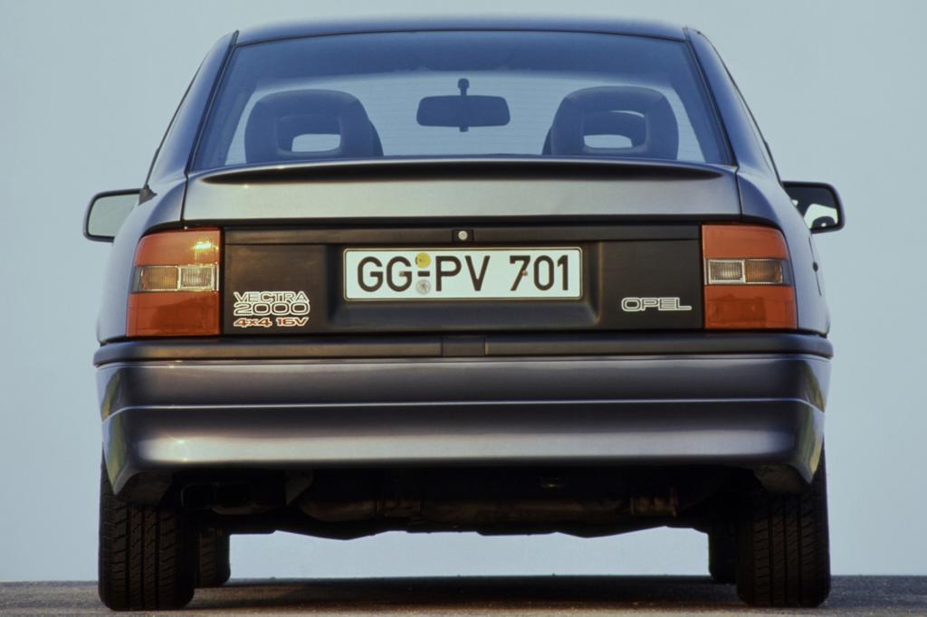 Opel Vectra A 2000 und 4x4