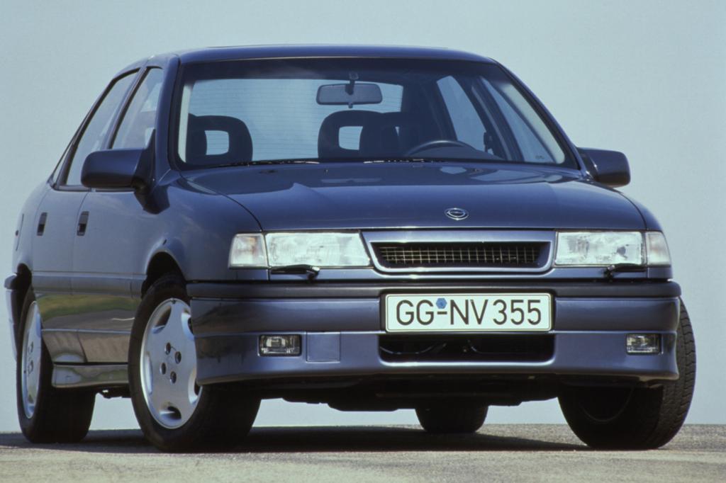 Opel Vectra A 20000 und Viertürig