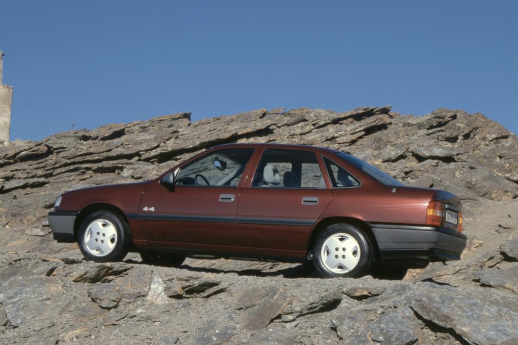 Opel Vectra A 4x4 und Viertürig
