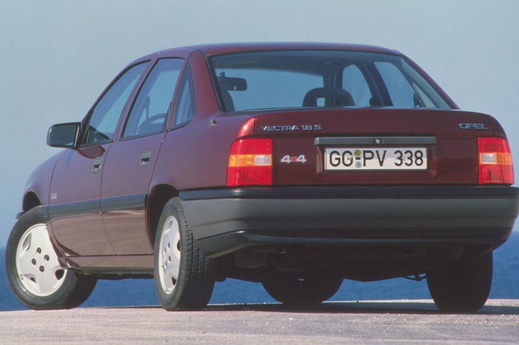 Opel Vectra A 4x4 undViertürig