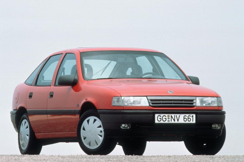 Opel Vectra A Fünftürig ab 1989