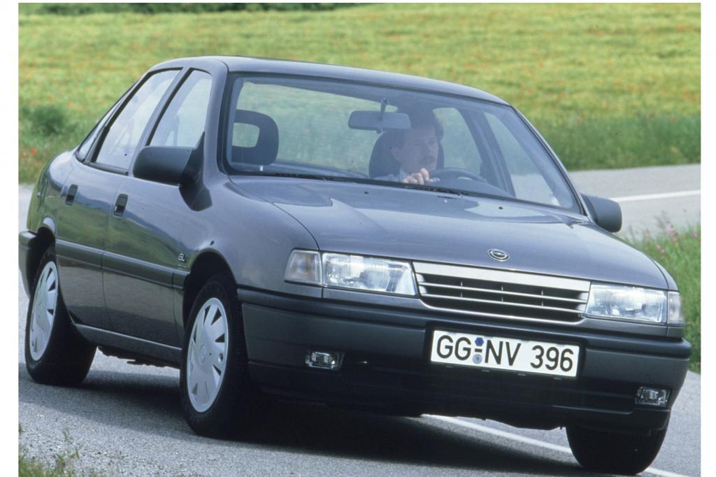 Opel Vectra A Viertürig ab 1988