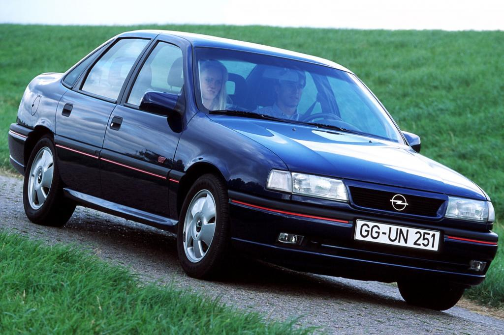 Opel Vectra A und GT
