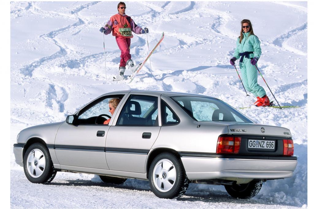Opel Vectra AV Sechs-und Viertürig ab 1993