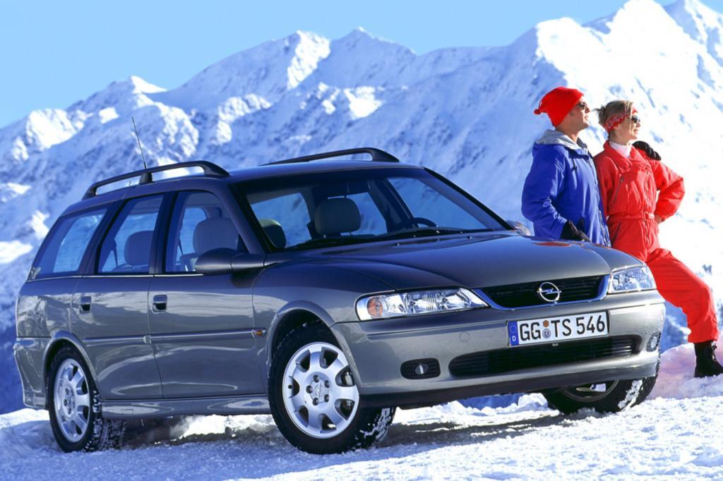 Opel Vectra B Caravan ab 1999