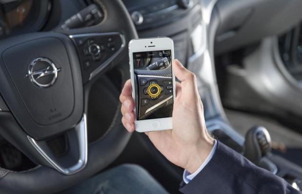 Opel holt das elektronische Handbuch ins Smartphone