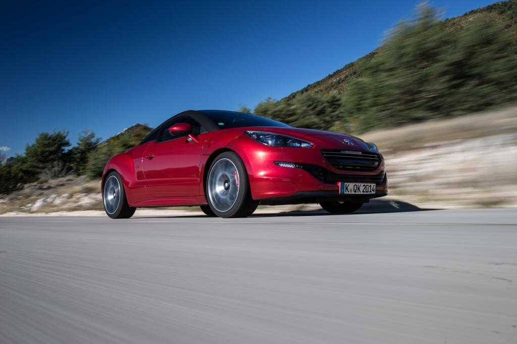 Peugeot bringt Top-Sportler RCZ R