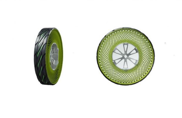Pneu ohne Luftbefüllung - Unplattbarer Reifen macht Fortschritte