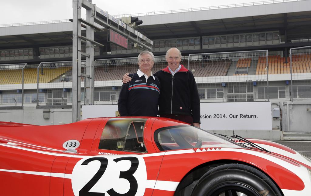 Porsche in Le Mans – Die Helden der ersten Stunde