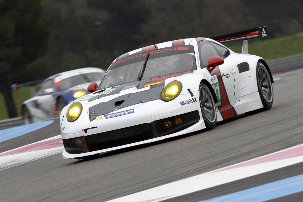 Porsche startet 2014 in seine größte Motorsport-Saison