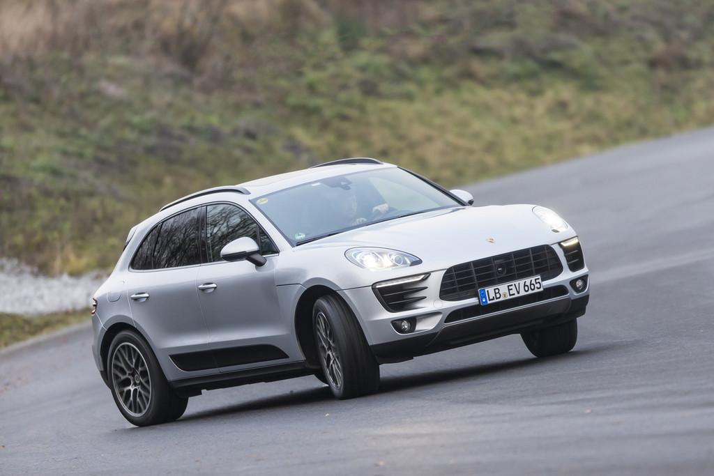 Pressepräsentation Porsche Macan: Neues Talent auf und neben der Straße