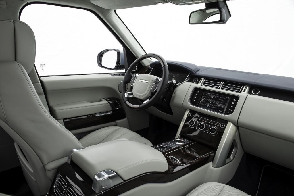 Range Rover Hybrid: Halbwegs Hybrid