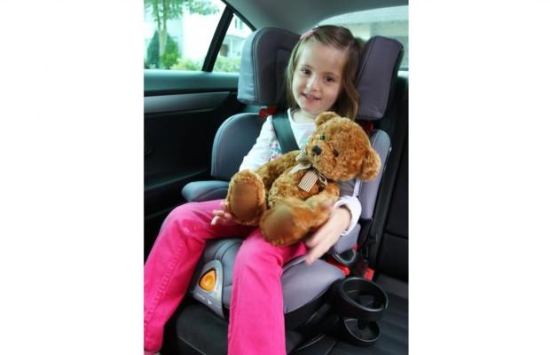 Recht: Kindersicherung im Auto - Und immer ein Auge auf den Gurt