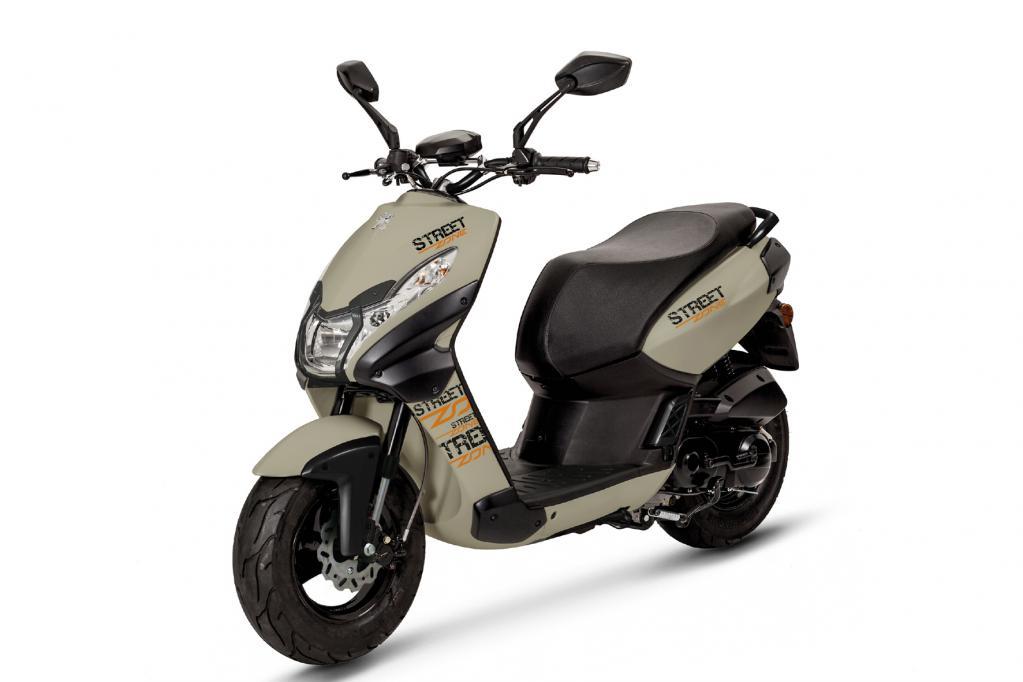 Roller und 125er-Motorräder 2014 (Teil 1 von 2) - © Peugeot