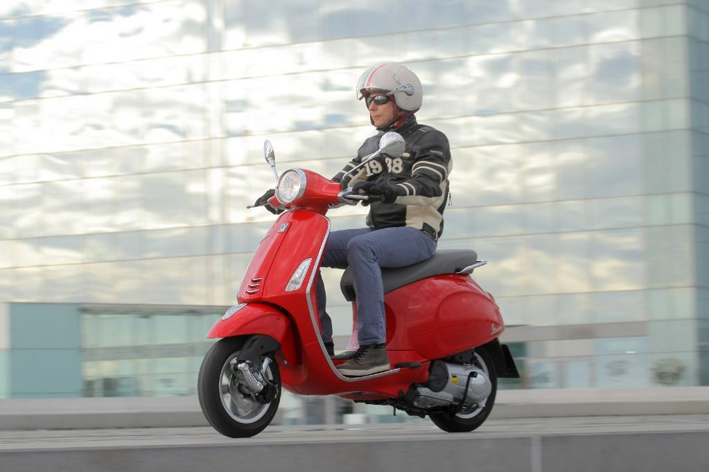 Roller und 125er-Motorräder 2014 (Teil 1 von 2) - © Piaggio