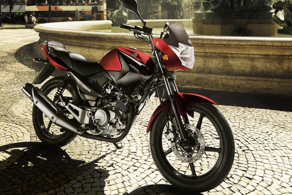 Roller und 125er-Motorräder 2014 (Teil 1 von 2) - © Yamaha