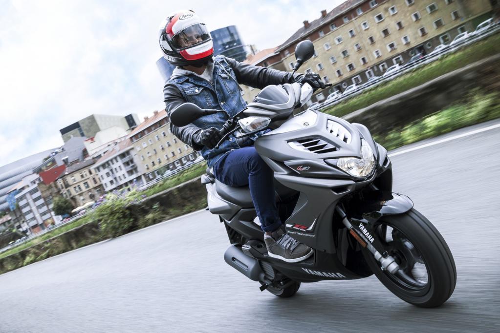 Roller und 125er-Motorräder 2014 (Teil 1 von 2)