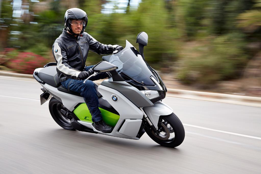 Roller und 125er Motorräder 2014 (Teil 2 von 2) - © BMW