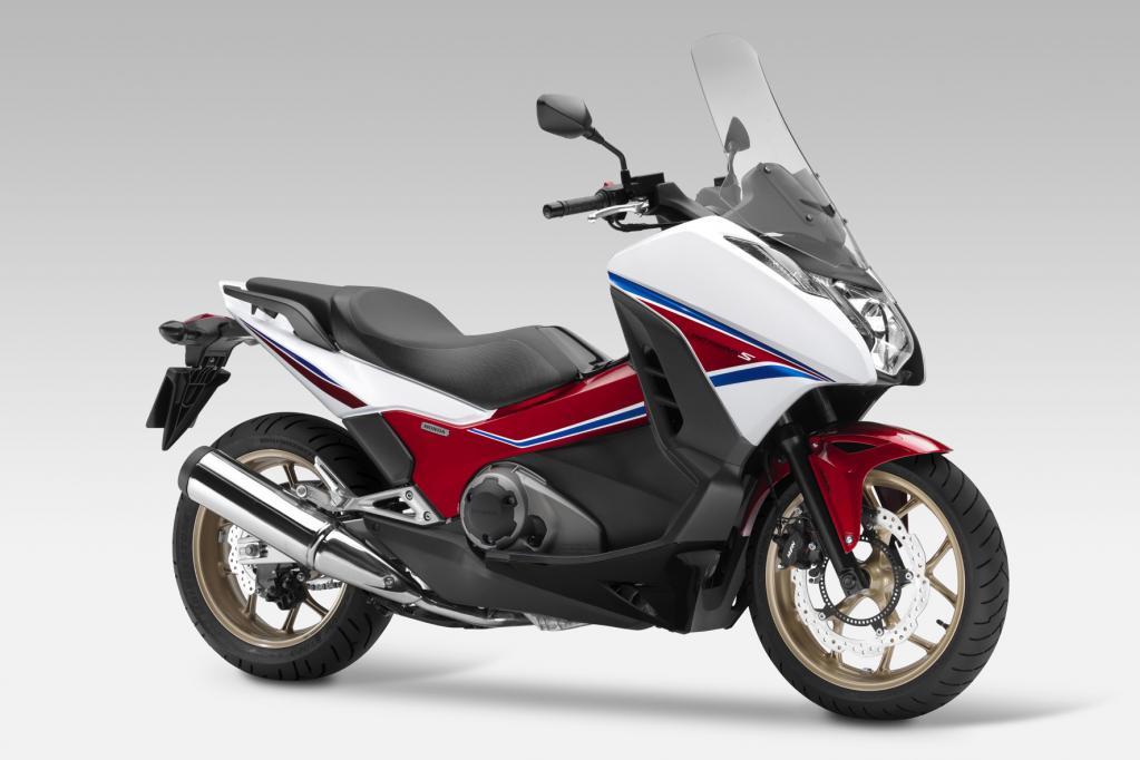 Roller und 125er Motorräder 2014 (Teil 2 von 2) - © Honda