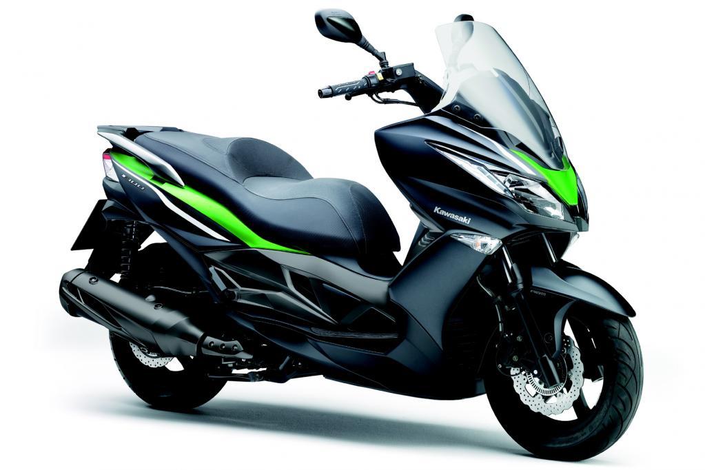 Roller und 125er Motorräder 2014 (Teil 2 von 2) - © Kawasaki