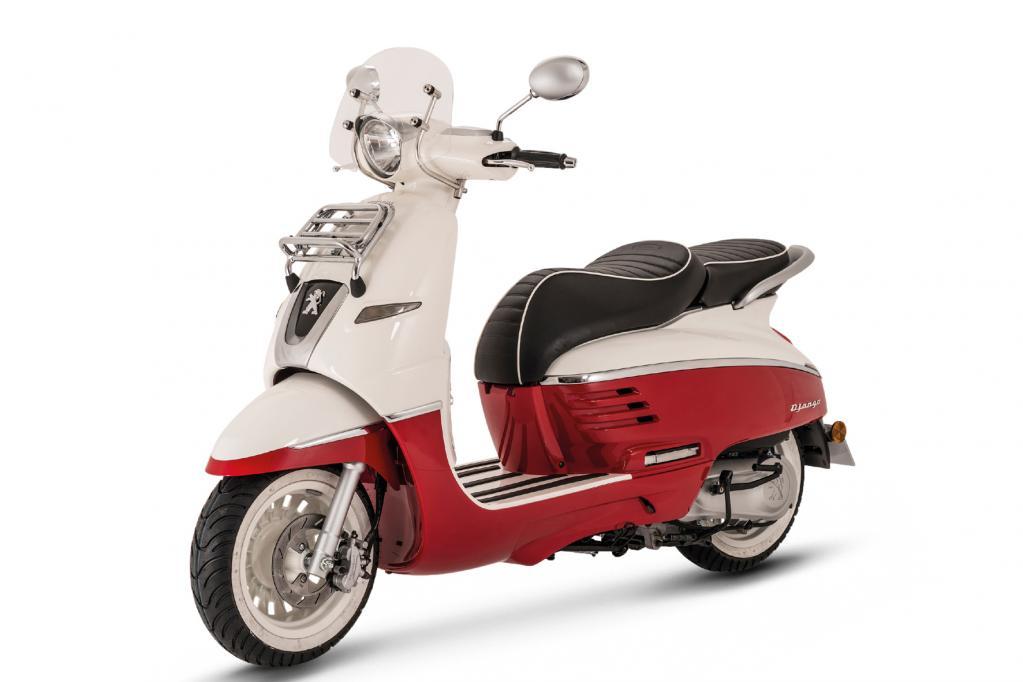 Roller und 125er Motorräder 2014 (Teil 2 von 2) - © Peugeot