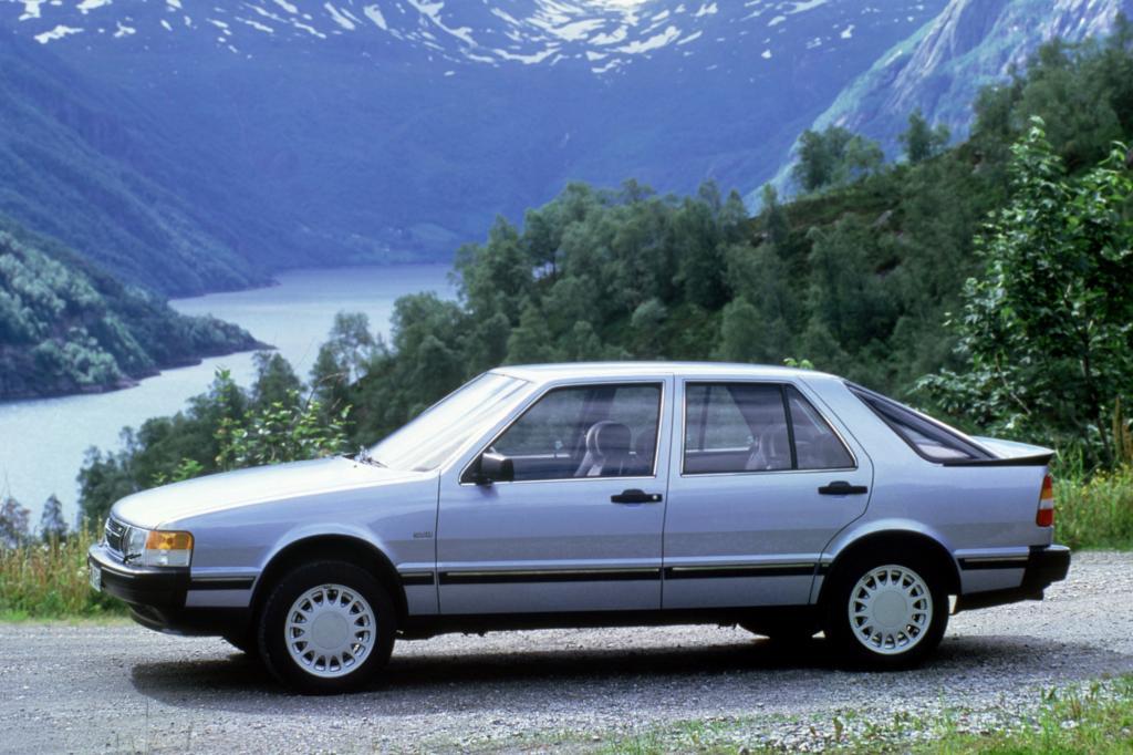 Saab 9000 Turbo 1984