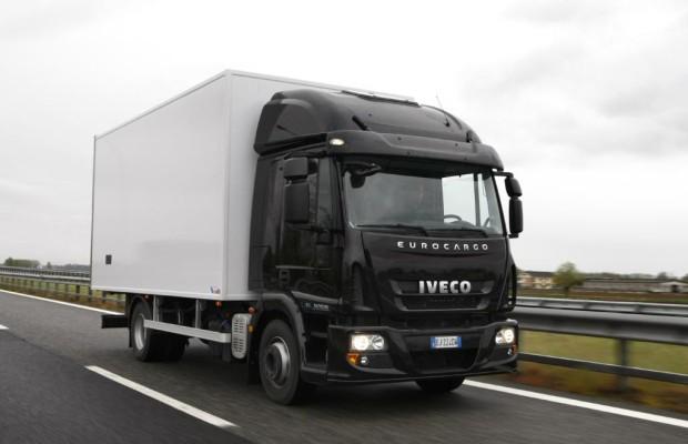 Stärkere Motoren und Euro-6 Einstufung für den Iveco Eurocargo