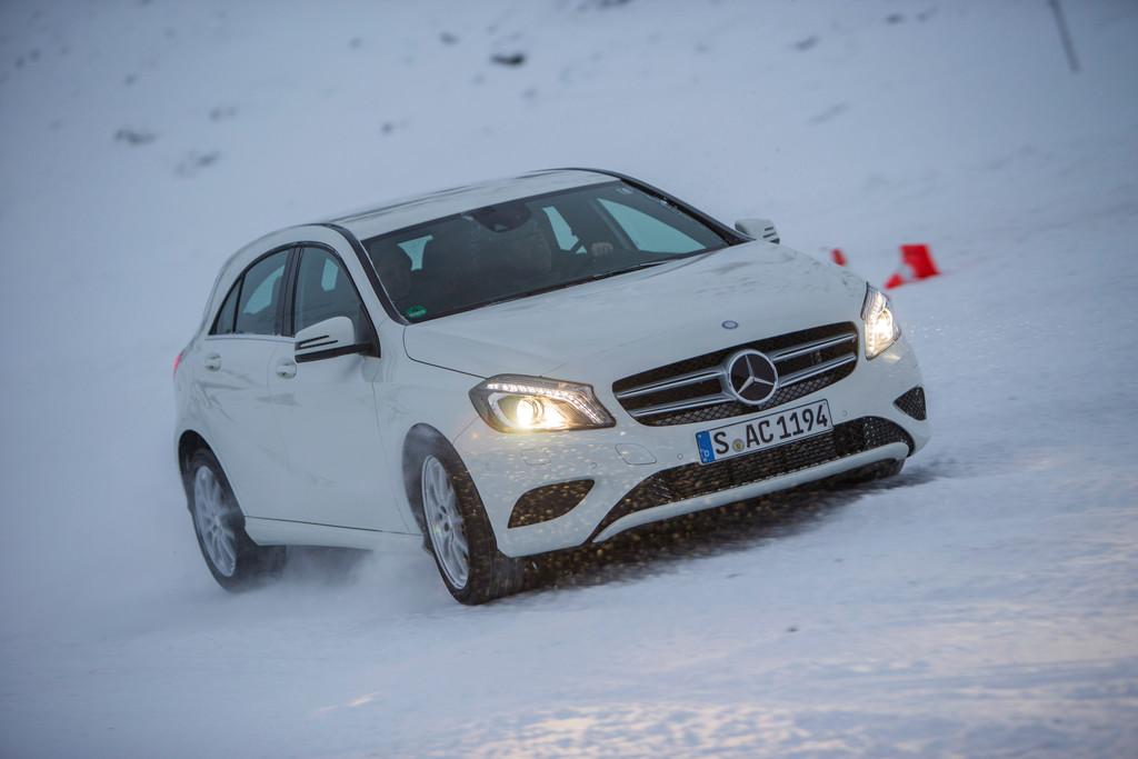 Start in die Wintersport-Saison mit Allradantrieb
