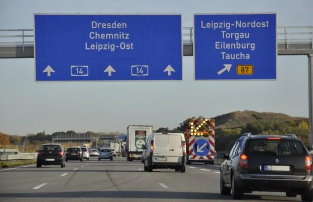 Stauprognose: Geringer Verkehr auf den Fernstraßen