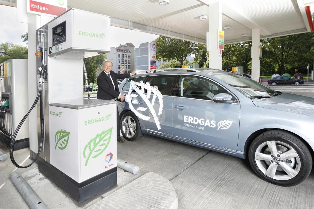Steuerermäßigung für Erdgas soll verlängert werden