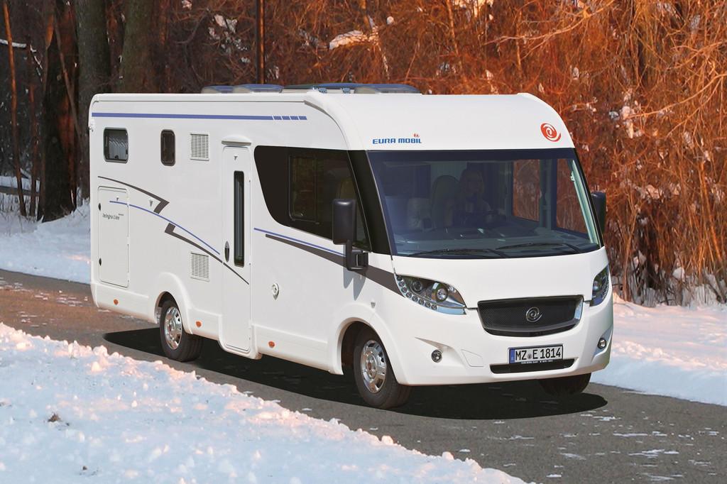 Stuttgart 2014: Eura Mobil startet mit Editionsmodellen ins Jahr