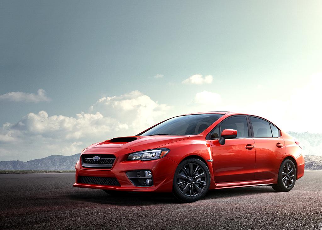 Subaru WRX: Basis ist die vierte Impreza-Generation.