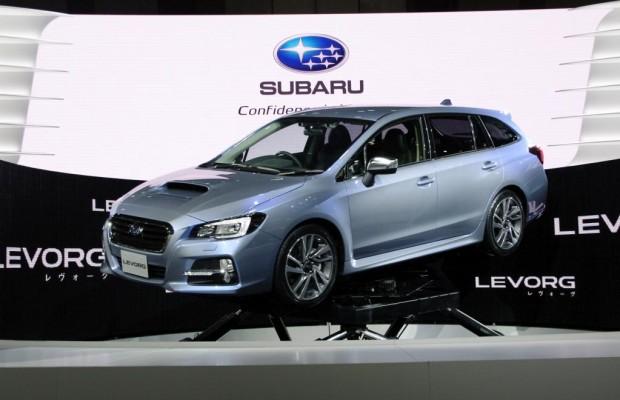 Subaru feilt am Konzept des Levorg