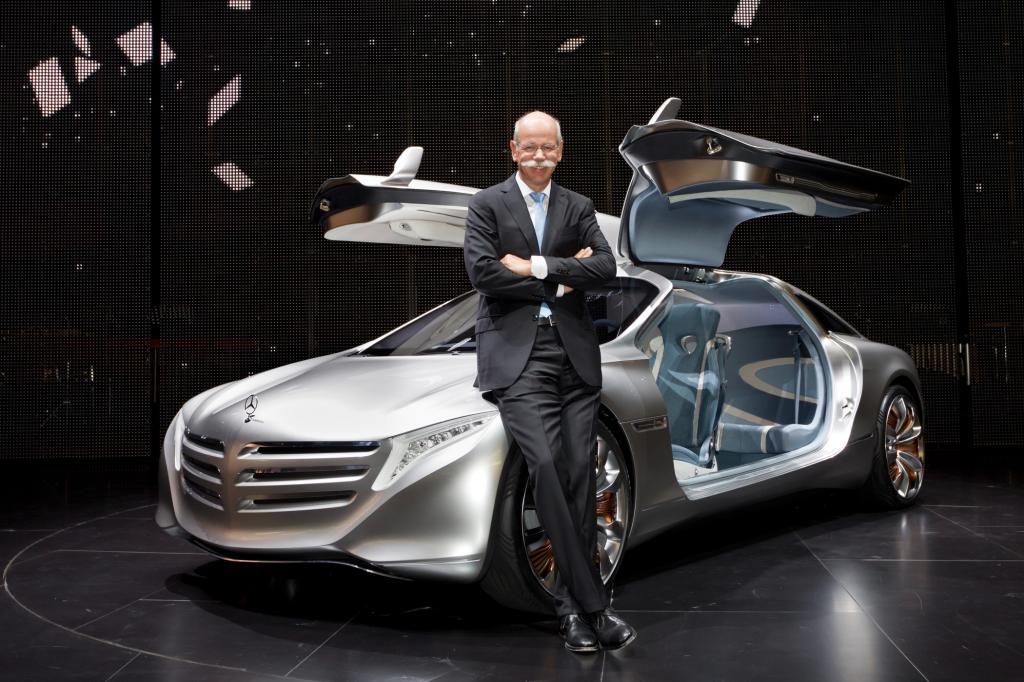 Suchmaschinen-Ranking - Mercedes-Chef ist Google-König
