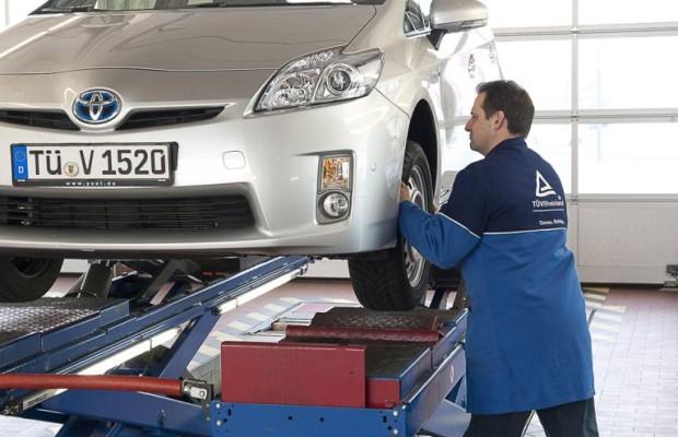 TÜV-Proficheck für sichere Auto-Schnäppchen