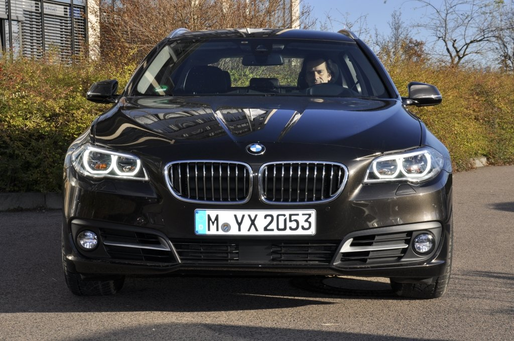 Test BMW 5er Touring – Träume werden wahr