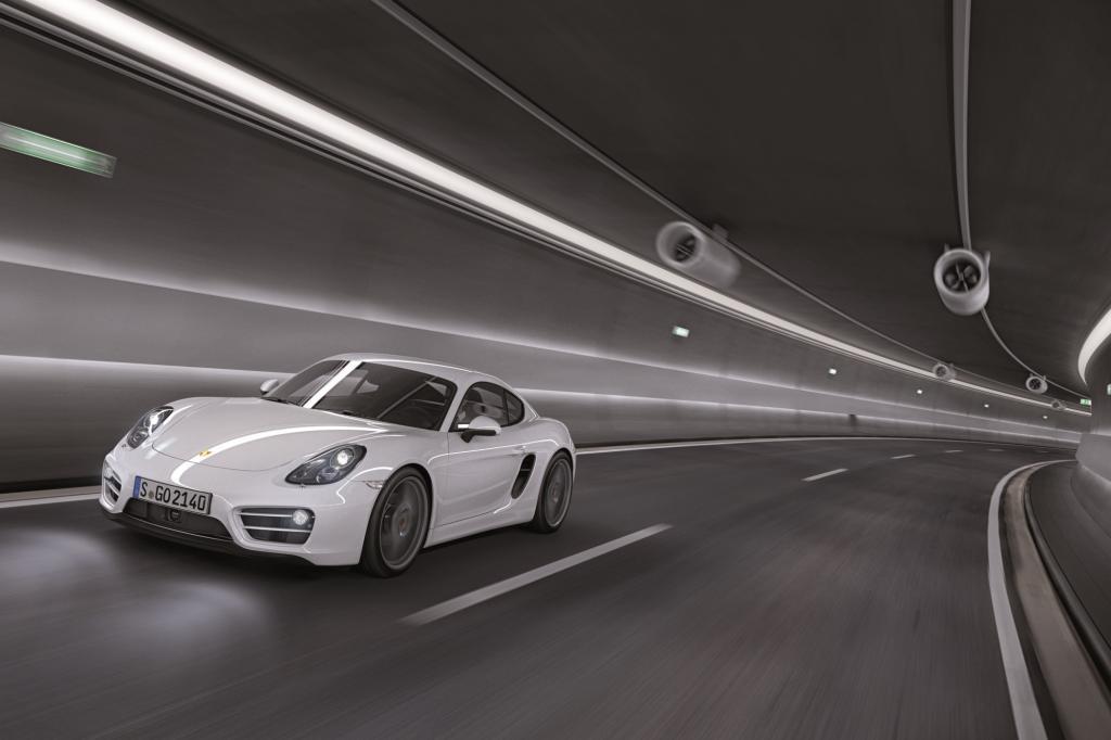 Test: Porsche Cayman - Tanz mit der Kurve