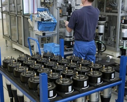 ThyssenKrupp federt in China