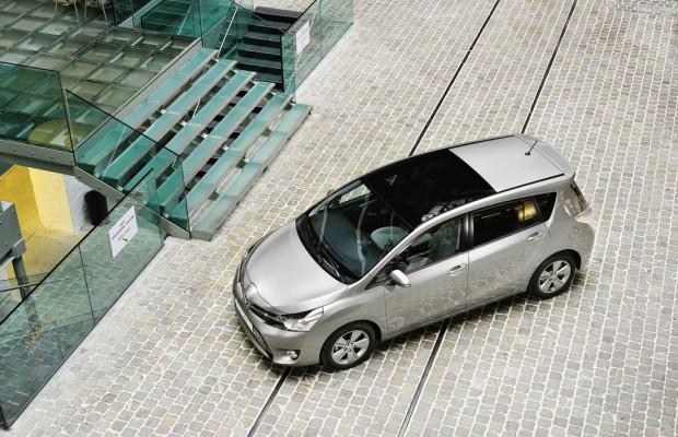 Toyota Verso erhält sparsamen Diesel