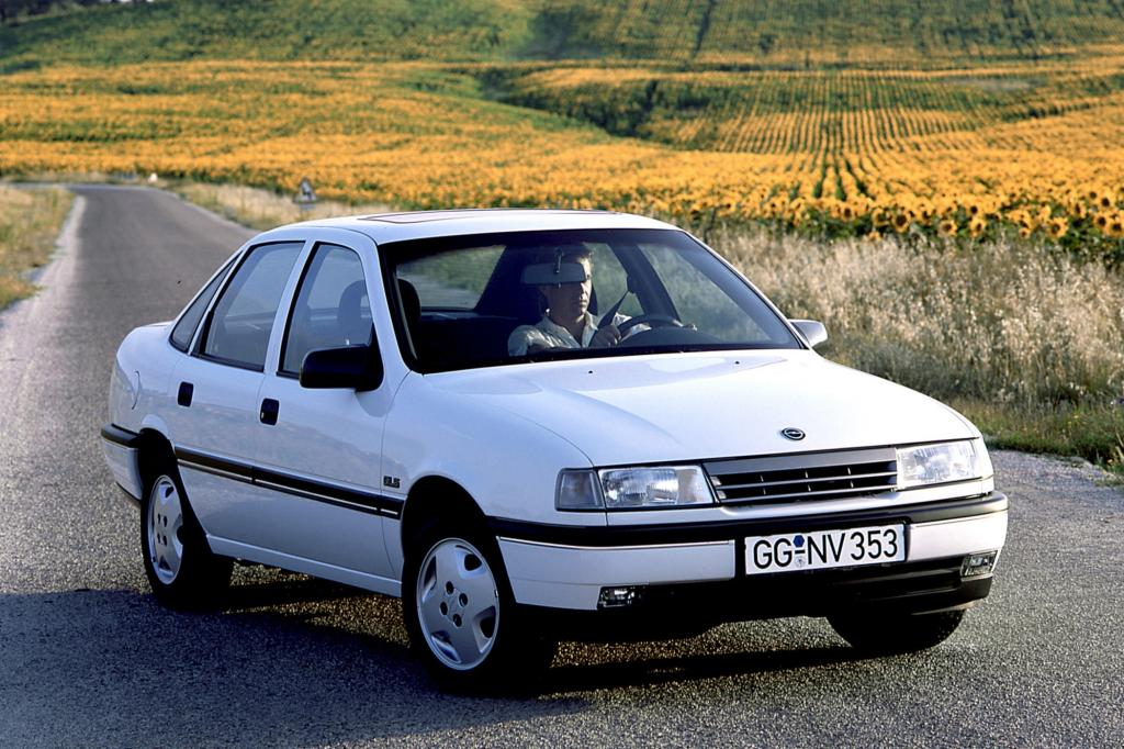 Tradition: 25 Jahre Opel Vectra - Es ging auch ohne Kombi