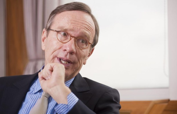 VDA-Chef Matthias Wissmann erwartet Wachstum - Überwiegend zuversichtlich