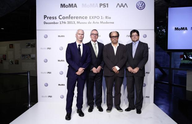 VW bringt die Expo 1 nach Brasilien