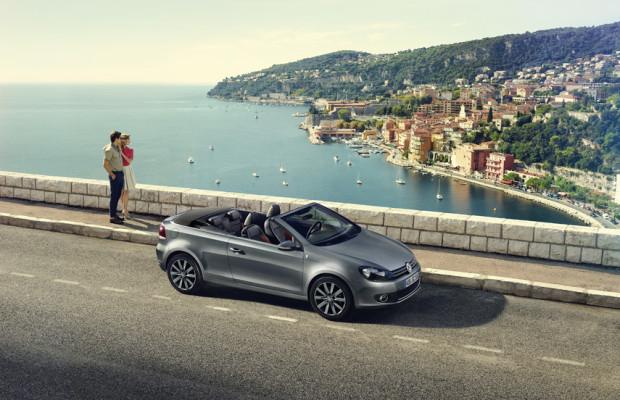 VW legt Golf Cabriolet Karmann auf