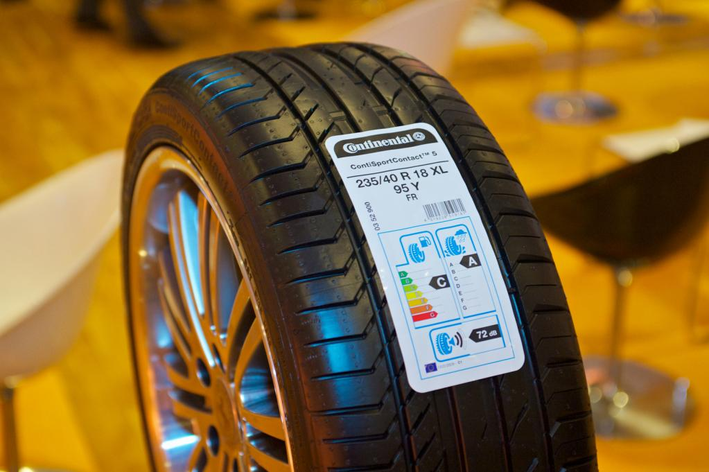 Verbraucher freunden sich mit Reifenlabel an
