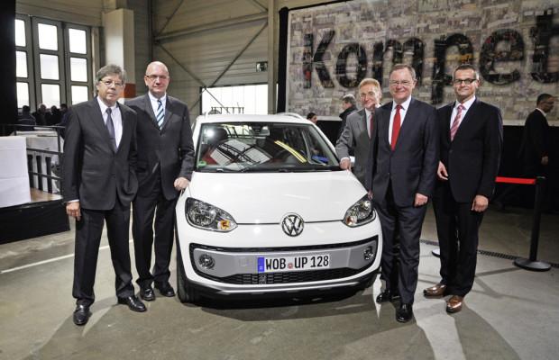 Volkswagen in Braunschweig auf Rekordkurs