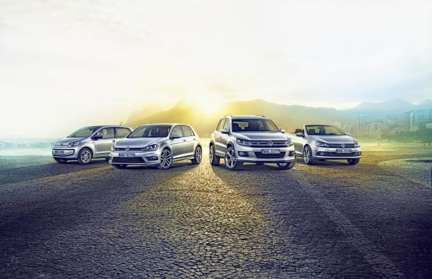 Volkswagen präsentiert Cup-Sondermodelle