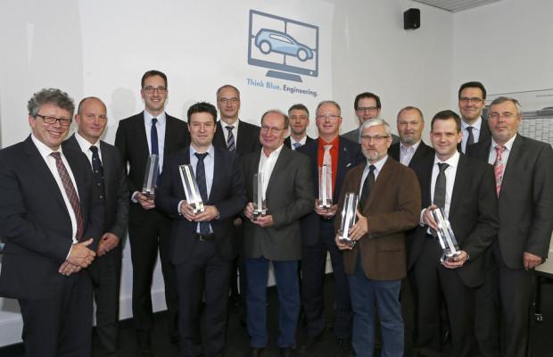Volkswagen verleiht erstmals
